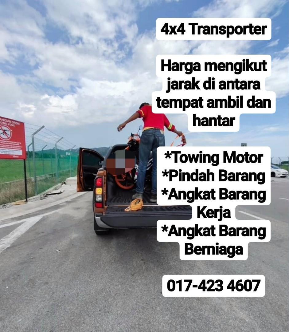 4x4 Transporter Utara