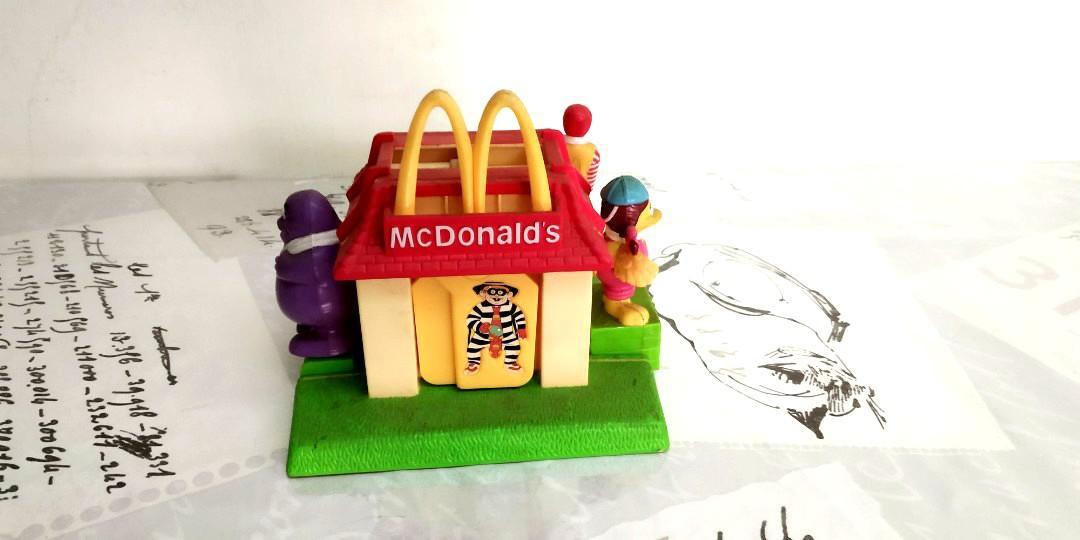 絕版麥當勞珍藏文具一組