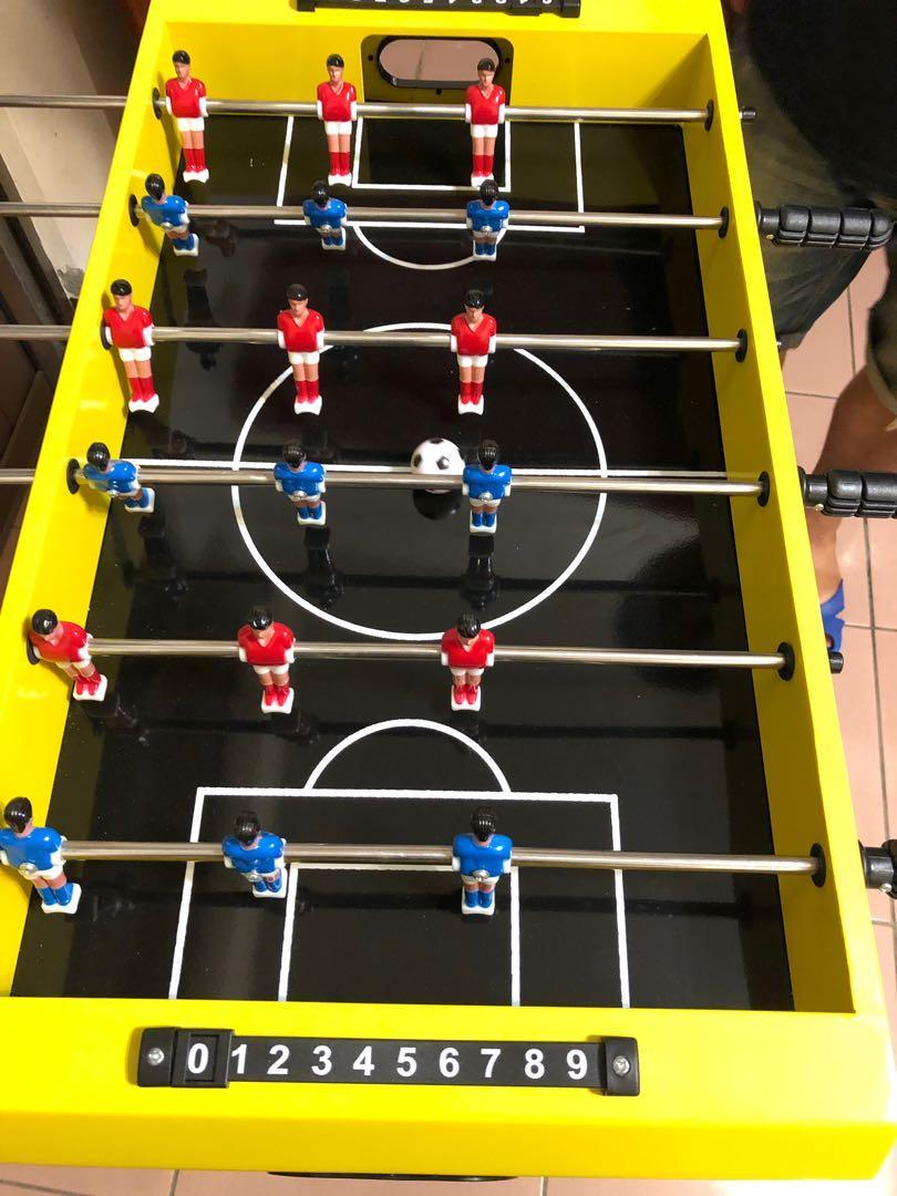 美式桌上足球及冰桶活動櫃