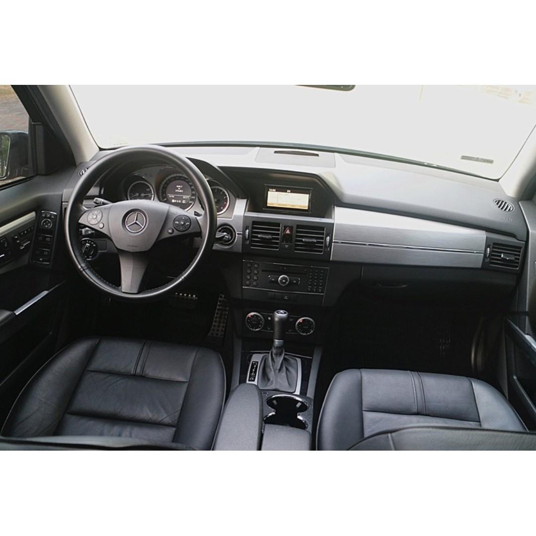 售 2010年 BENZ GLK300 總代理 零頭款交車 全額可貸