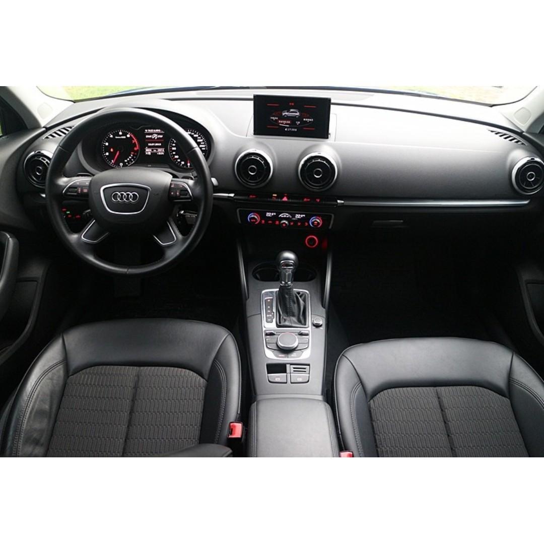 售 2014年 AUDI A3 1.8t 40 TFSI 零頭款交車 全額可貸