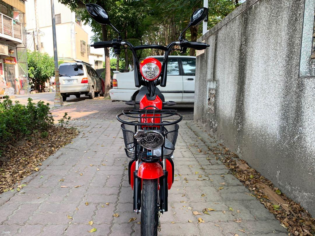 可愛馬CHT-026 Ginny 電動輔助自行車 鉛酸版