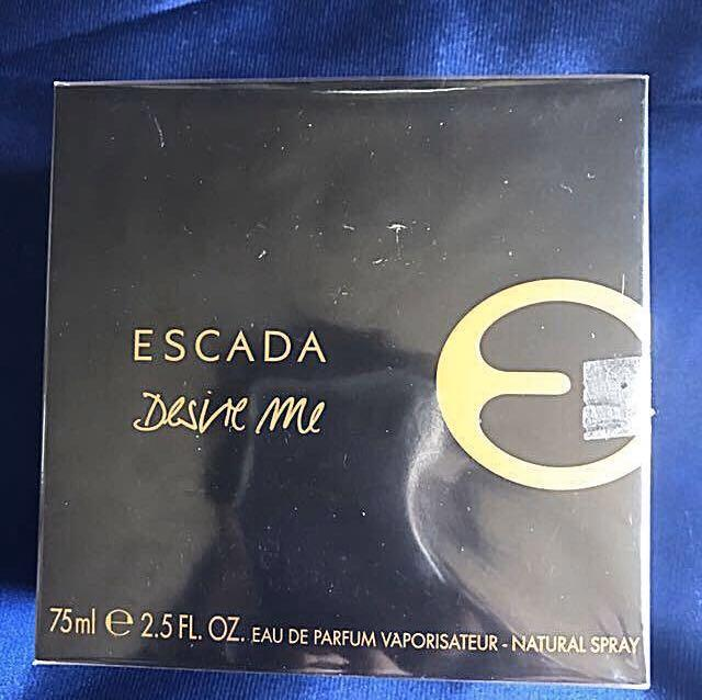 🎁 Escada Eau De Parfum Femme