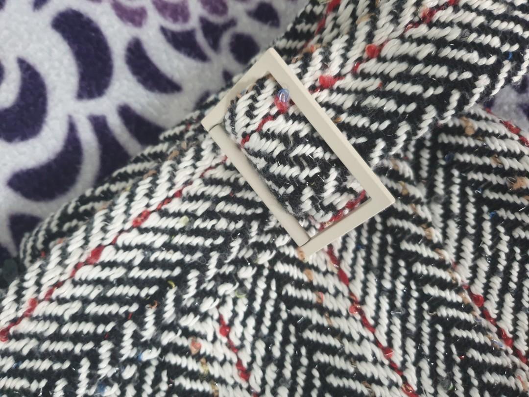 ☆ Knitted-Style Mini Skirt ☆
