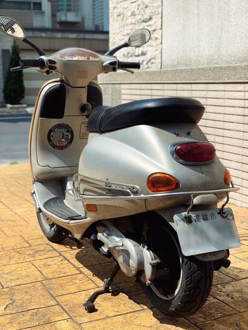 偉士牌 Vespa 1998 Et8/Et4 正牌