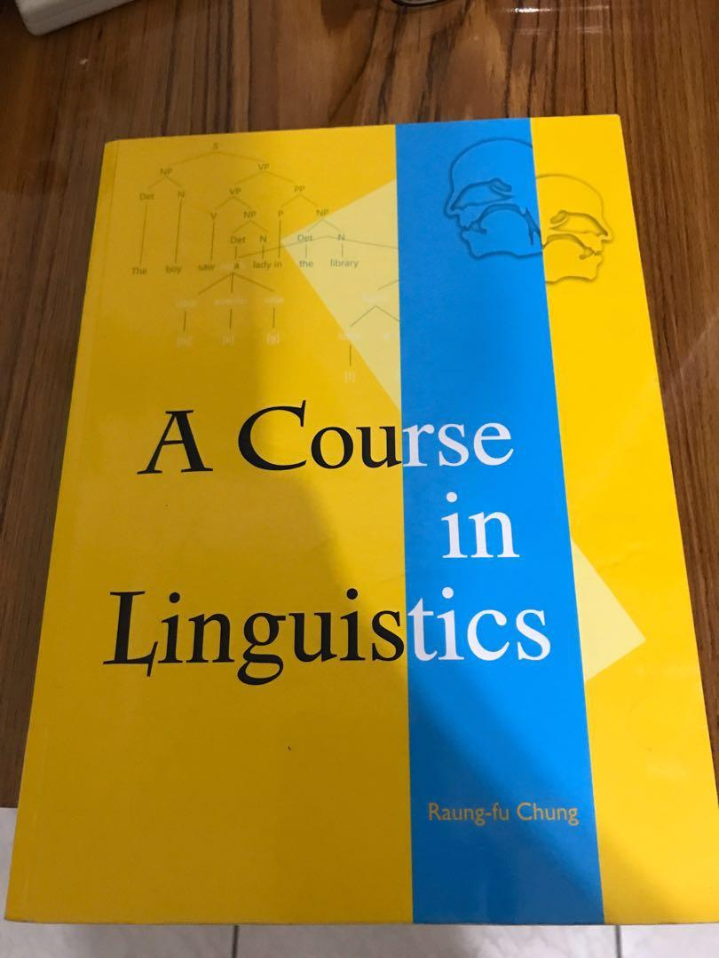 A course in Linguistics