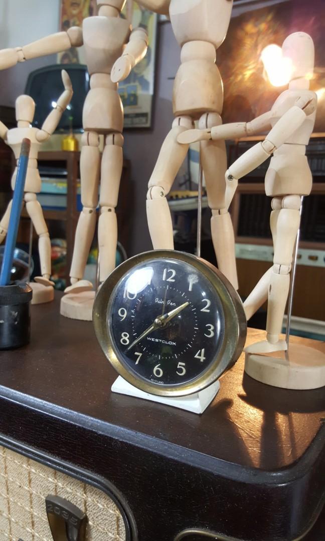 Antique Baby Ben Clock