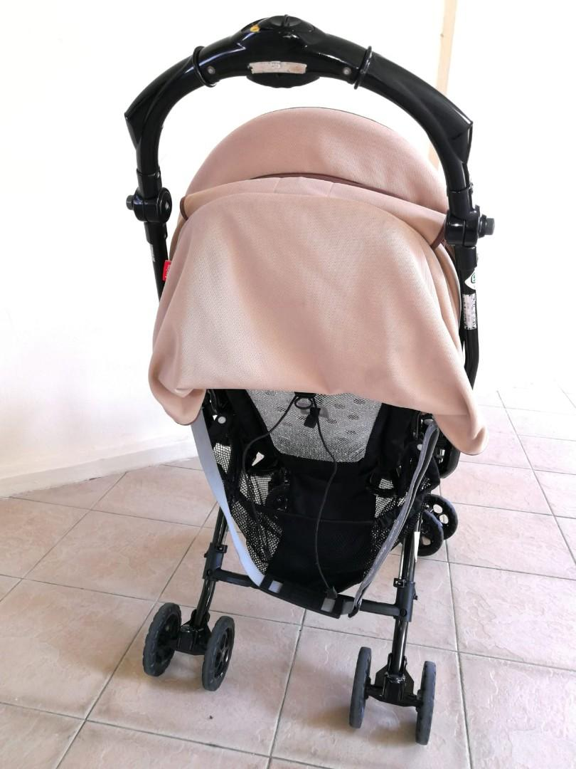Aprica baby stroller