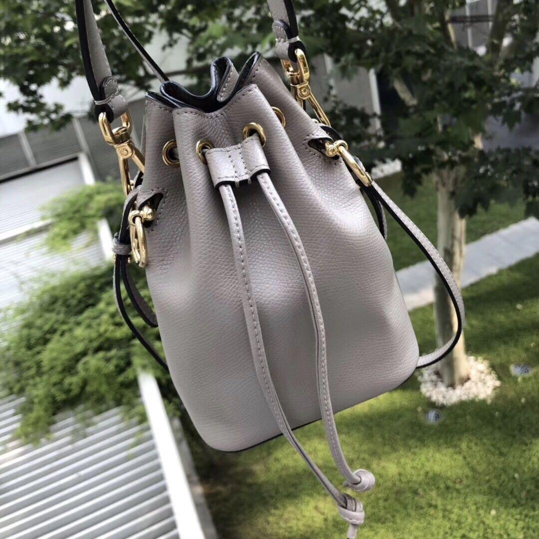 Authentic Pre-loved Fendi Mini Mon Tresor Bucket Bag