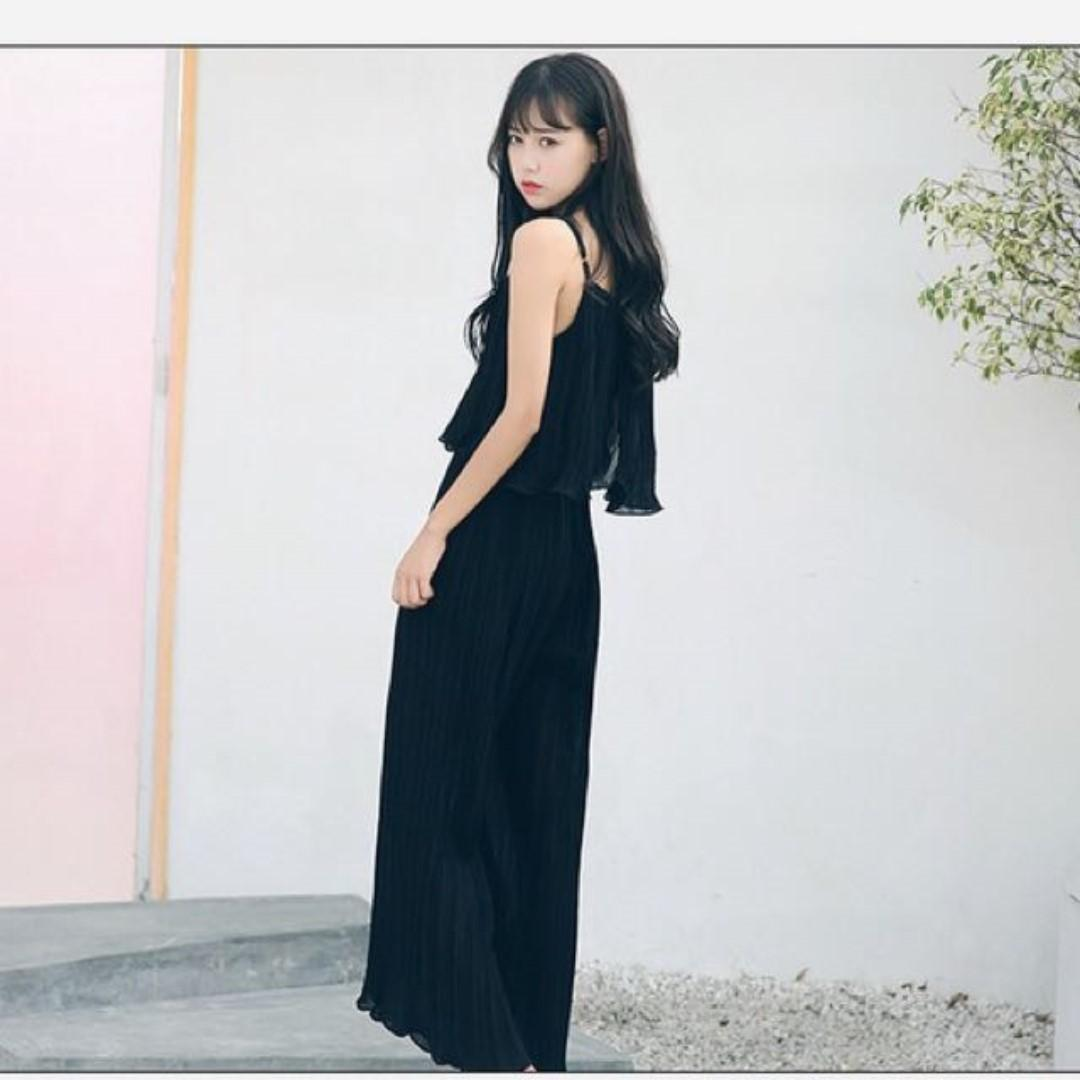 Black Jumpsuit for Ladies Brand new