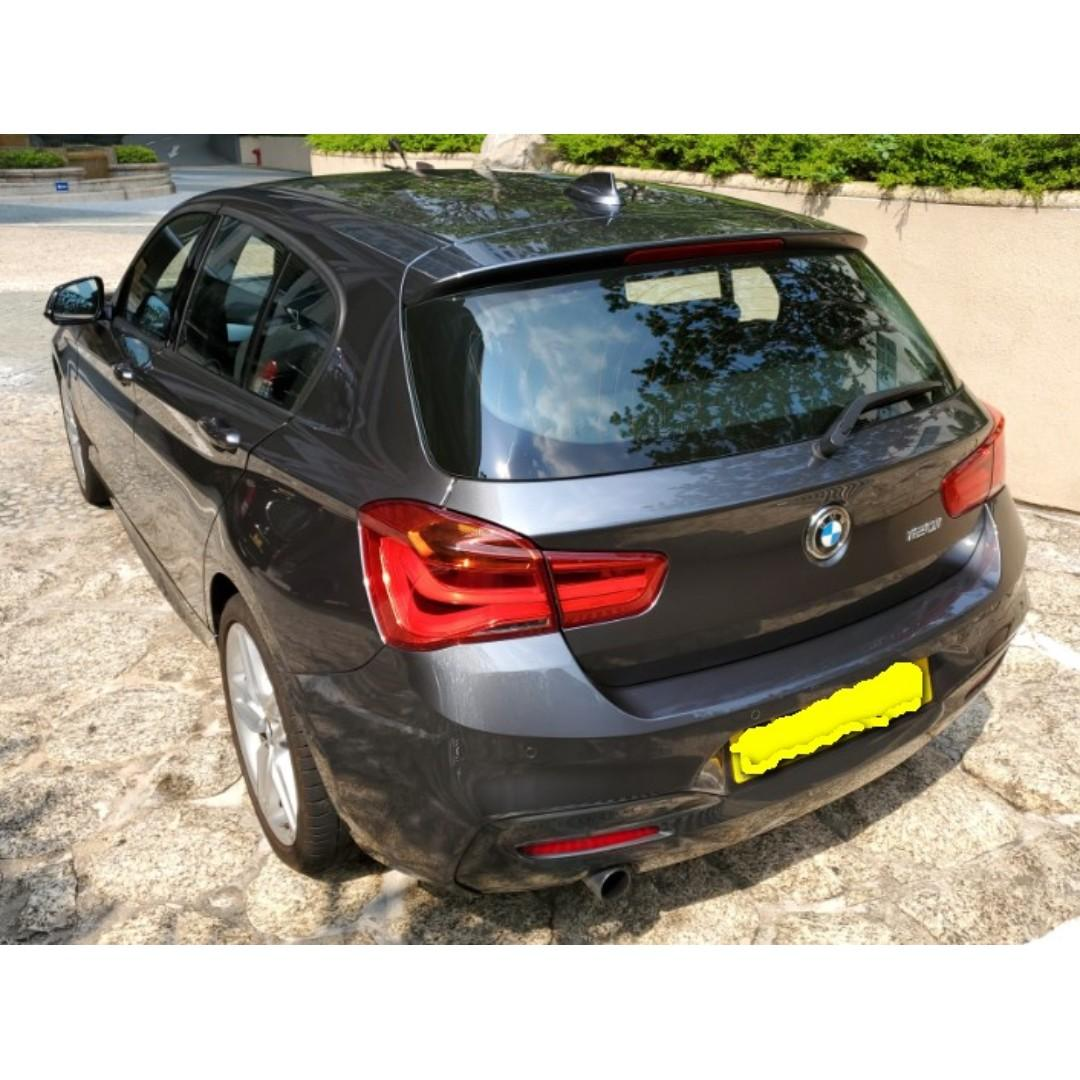 BMW 120IA M Sport Edition