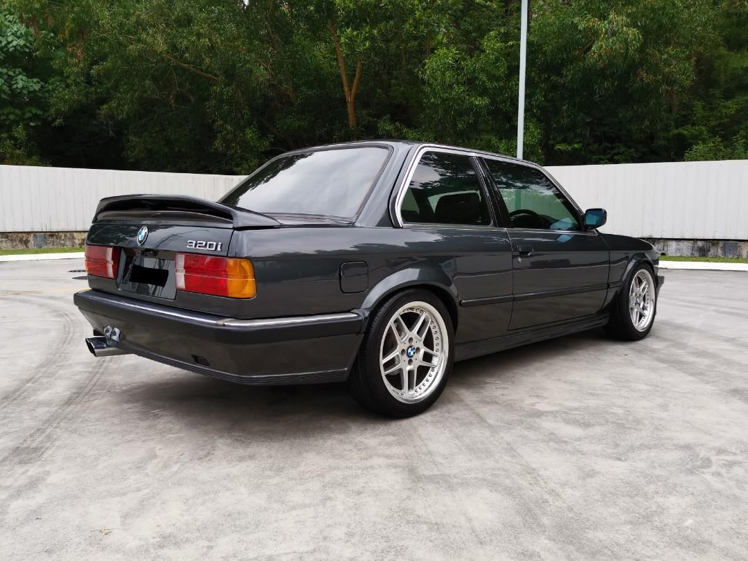 BMW 320i (M) 1984 E30 Coupe