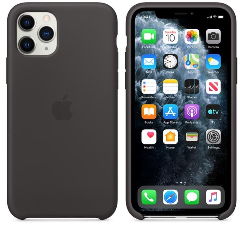 BRAND NEW!! Apple iPhone 11 Pro Max Genuine Official Silicone Case in Retail Box