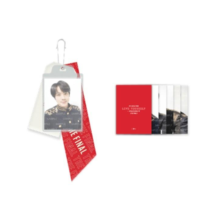 WTS BTS SPEAK YOURSELF THE FINAL TOUR MD LOOSE MEMORIAL LABEL TAG PHOTOCARD