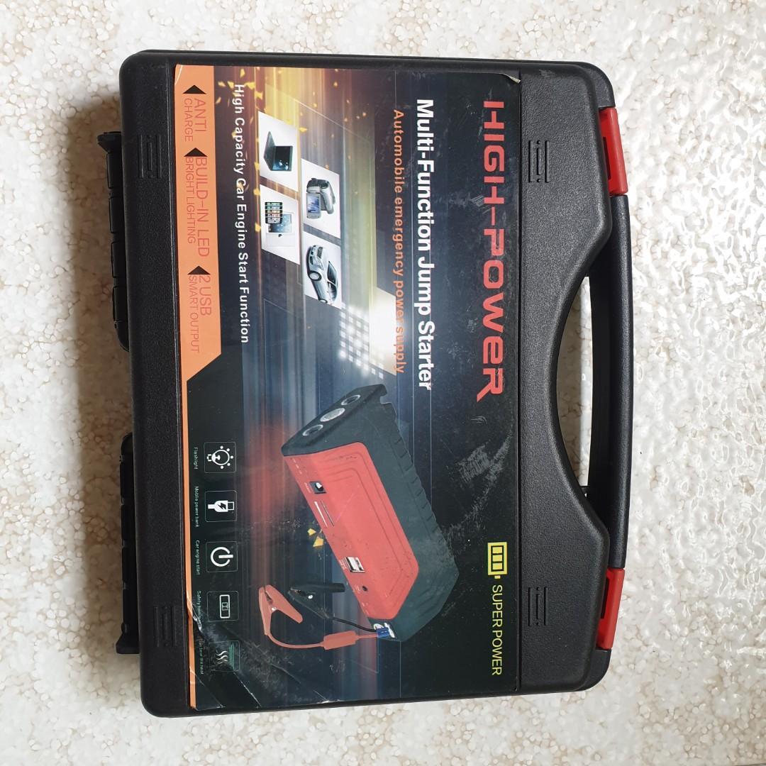 Car Portable Jumpstarter
