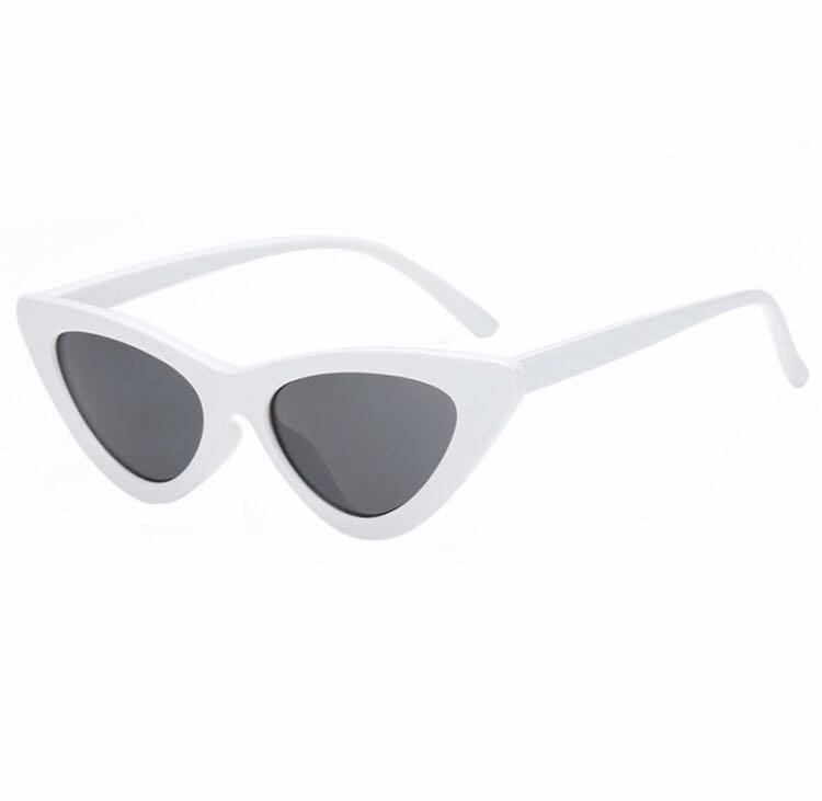 Cat Eye Vintage Sunshade Sunglass Sunglasses