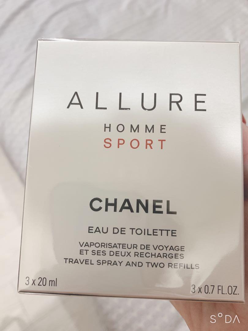 Chanel 中性香水 全新