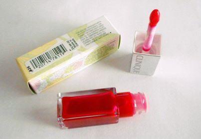 Clinique lipgloss lip oil treatment brand new in box