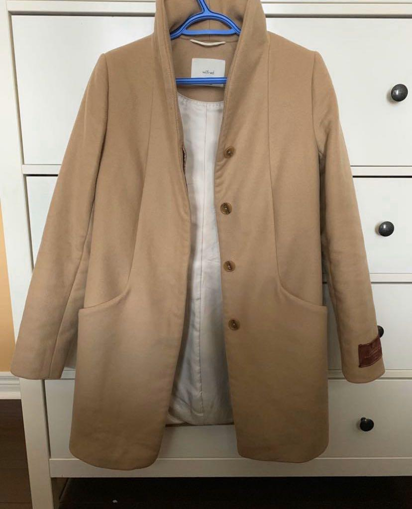 Cocoon Coat From Wilfred