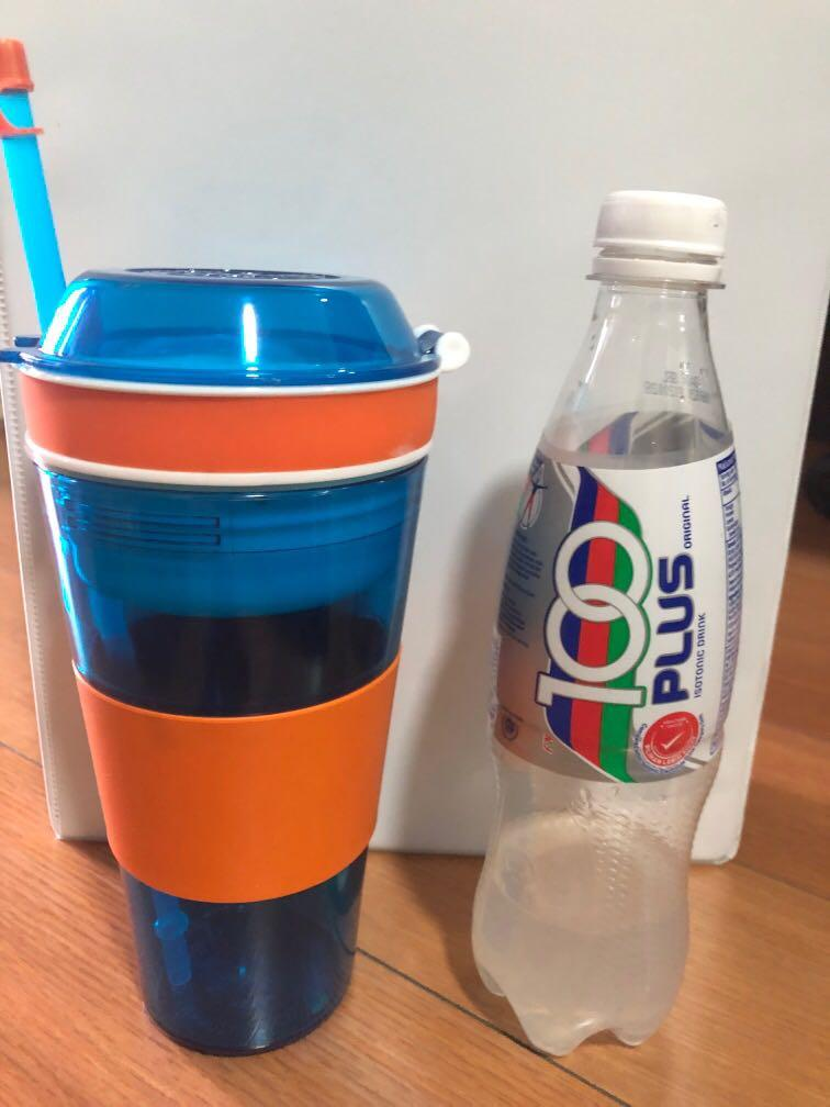 Cool cup container