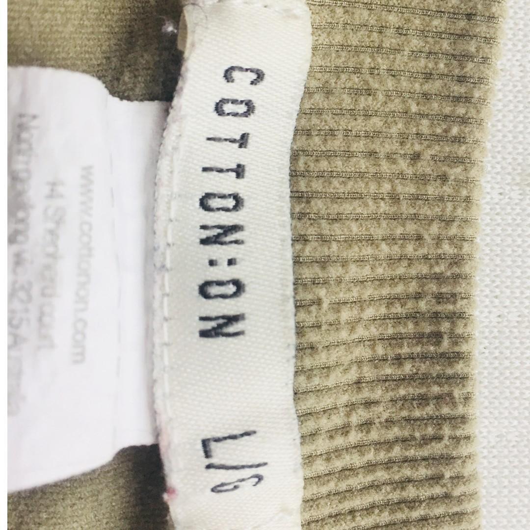 Cotton On Strechy Crop Top