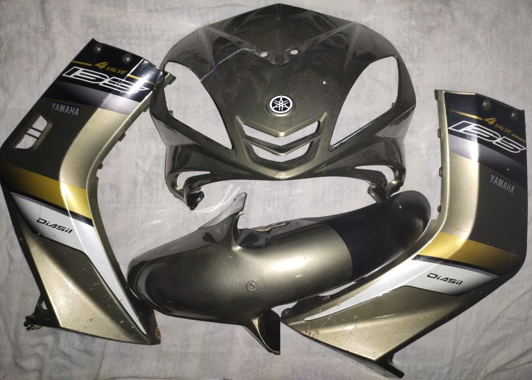 Coverset Yamaha Lc 135 V1 OM