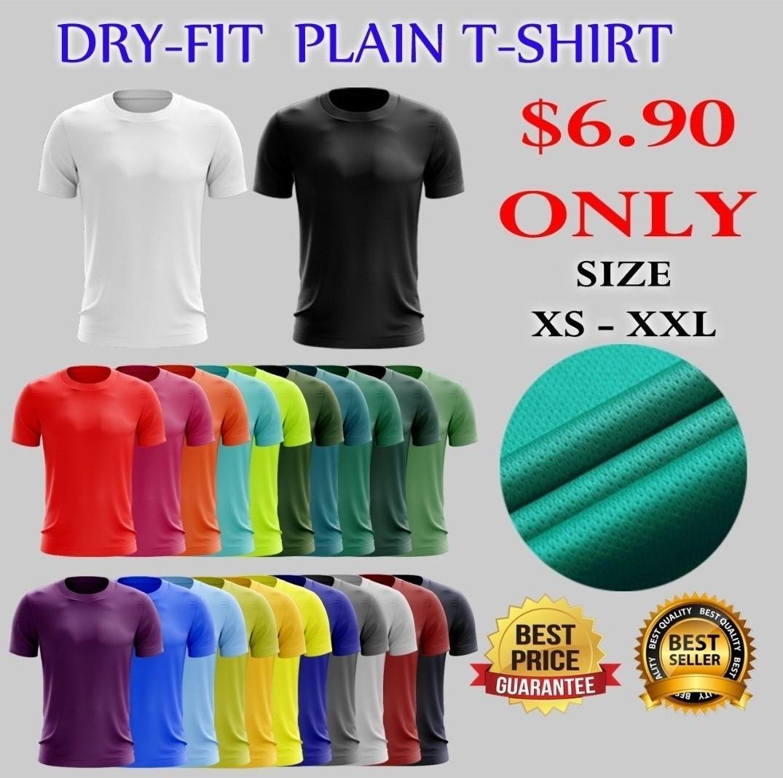 Custom Dry-fit T shirt