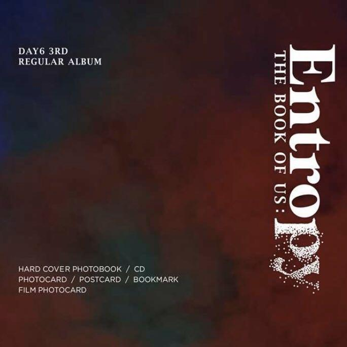 [PO] DAY6 - The Book of Us : Entropy