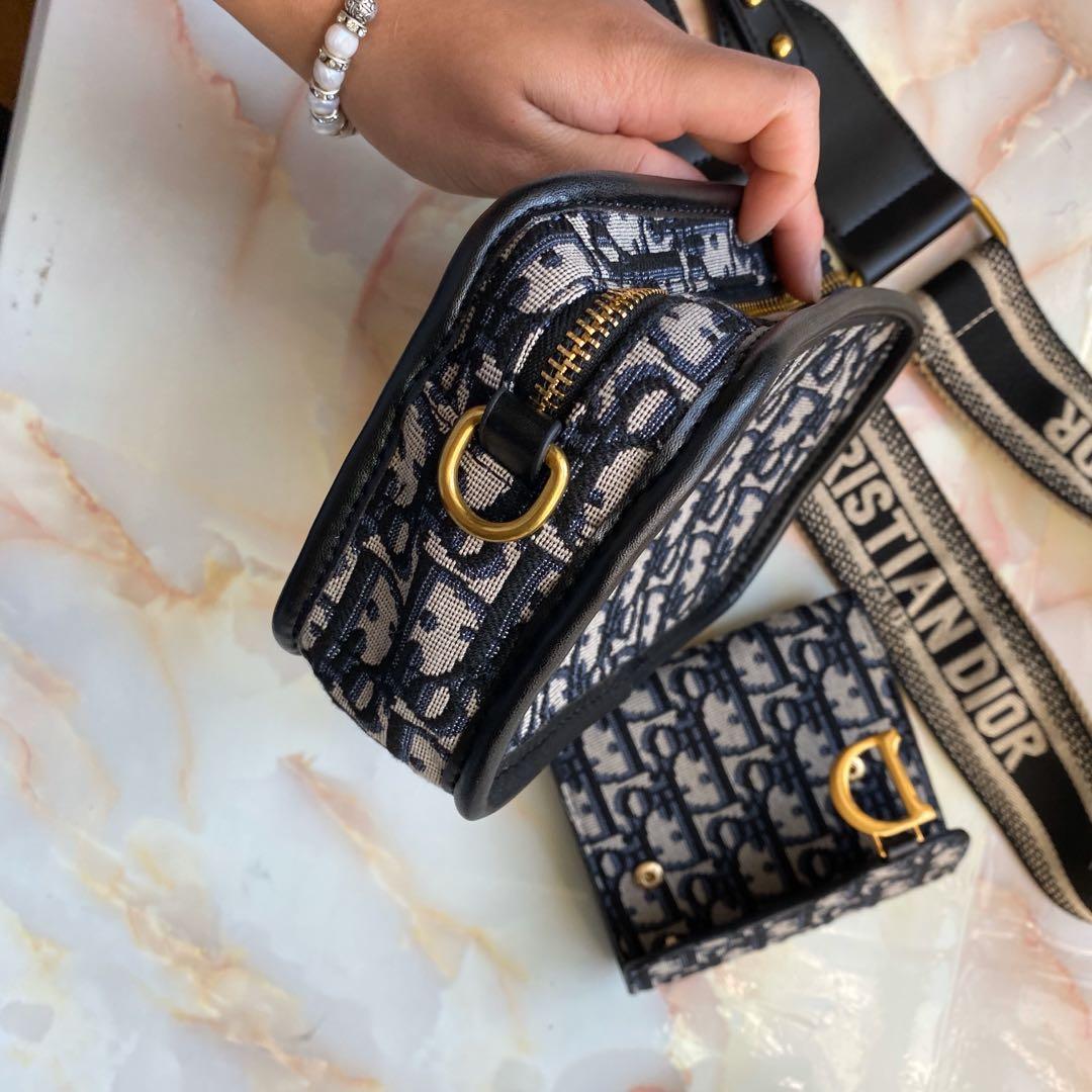 DIOR purse and wallet BUNDLES