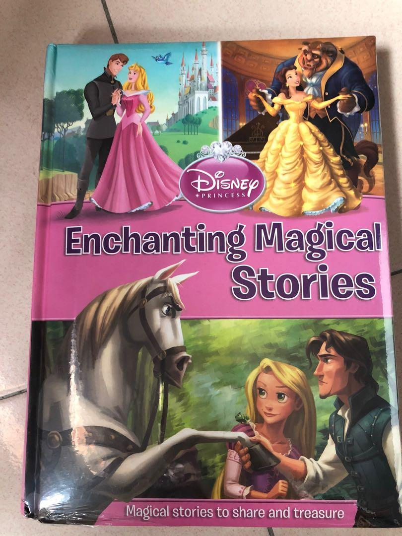 Disney Enchanting Magical Stories