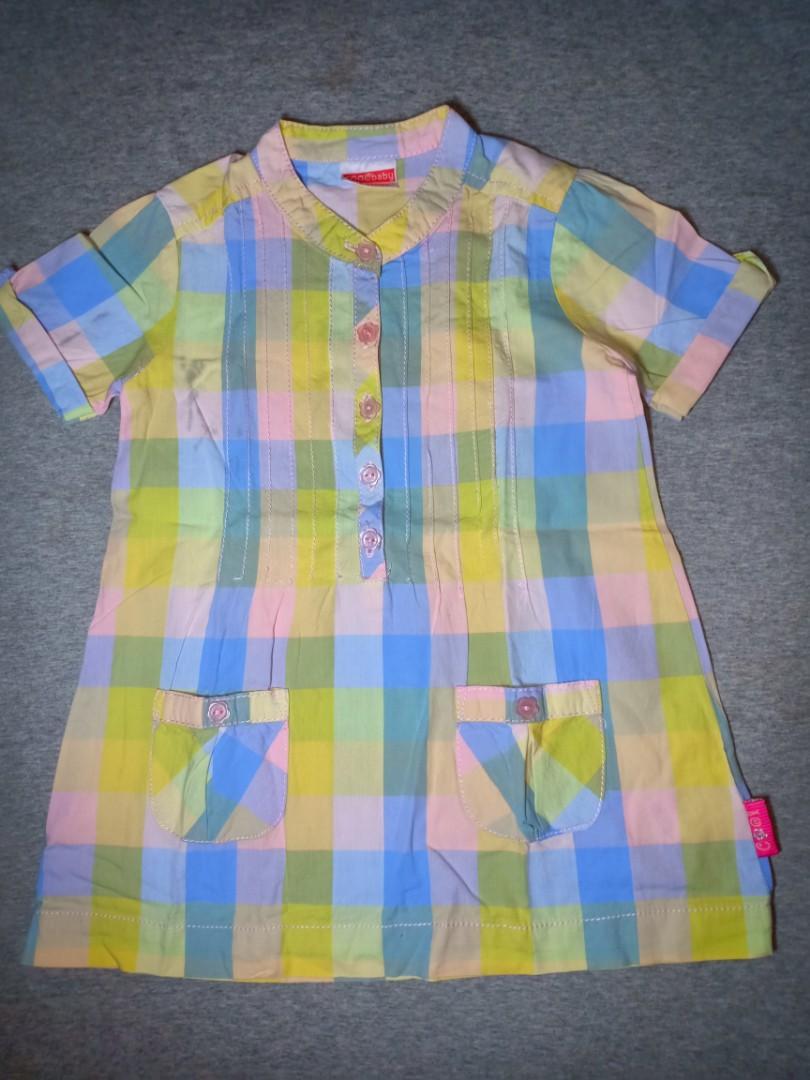Dress cool baby 9-12bln