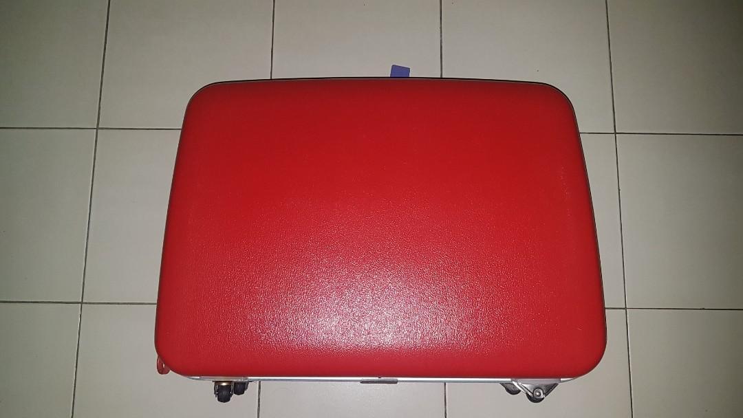Echolac vintage cabin luggage