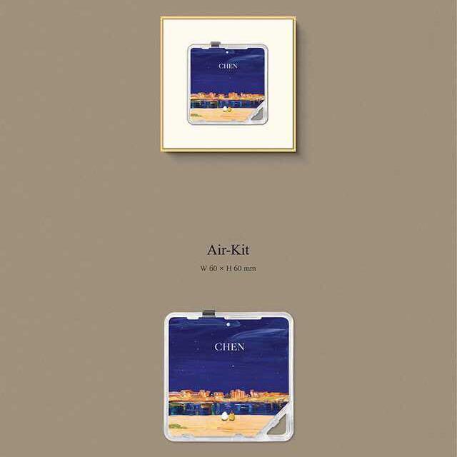 EXO : CHEN - Mini Album Vol.2 [Dear my dear] (Kit Album)