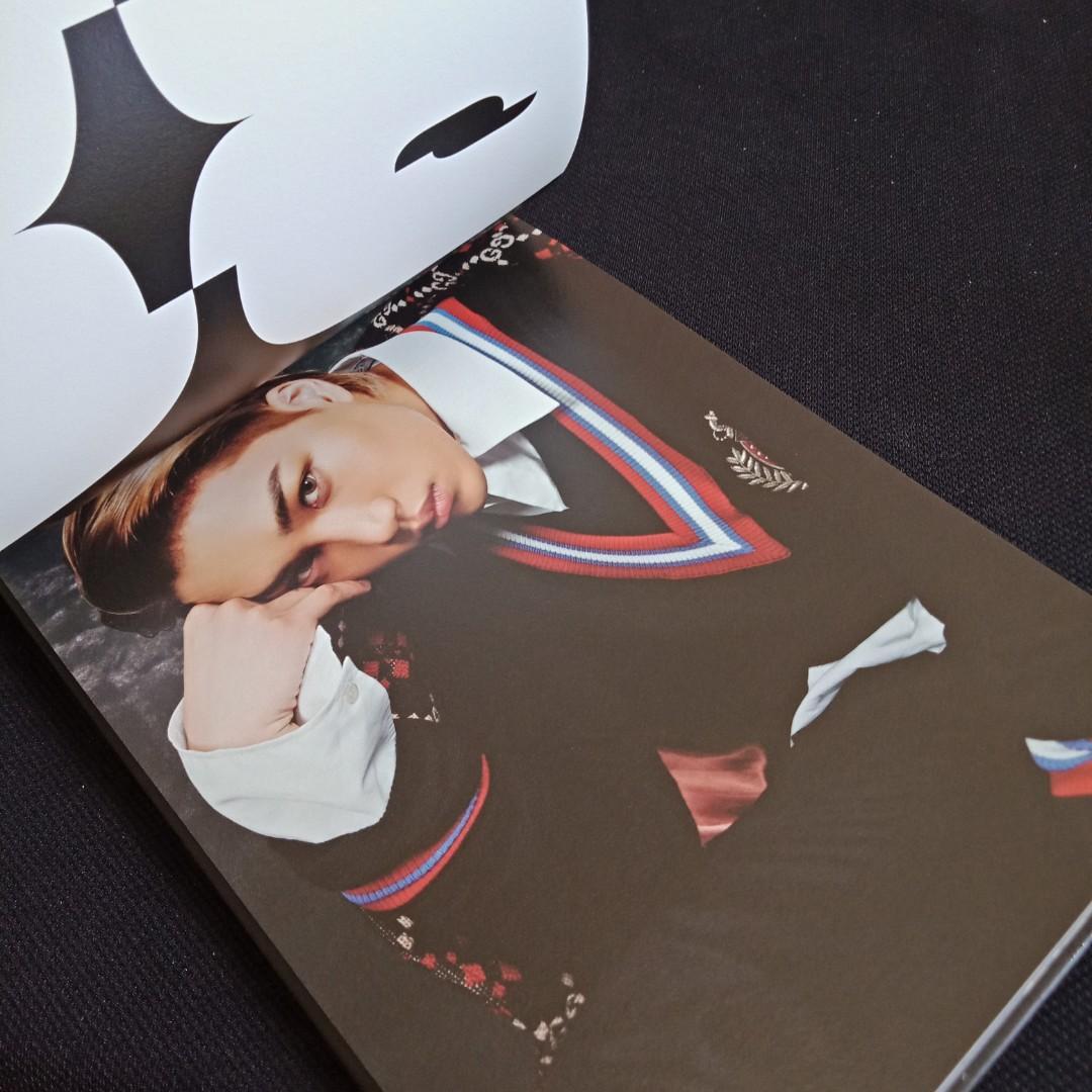 [EXO CLEARANCE SALE] DMUMT Album + STARDIUM Postcards