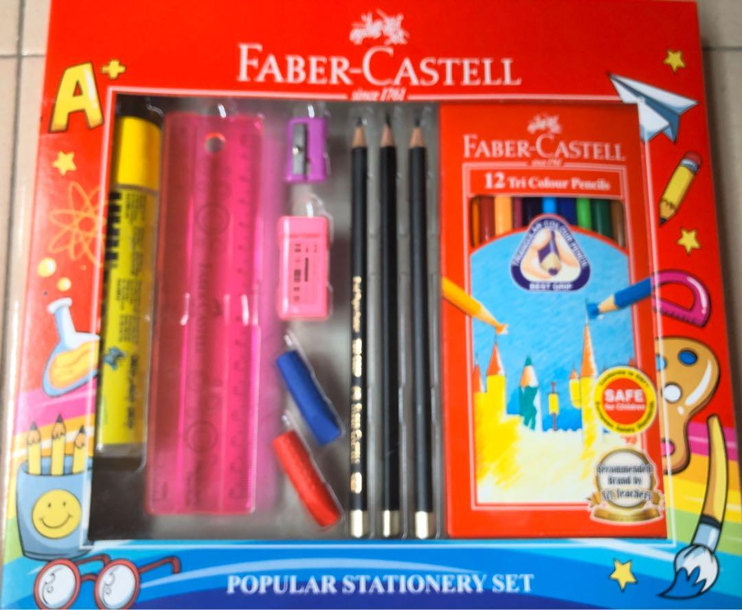 Fabre Castell Stationery Set