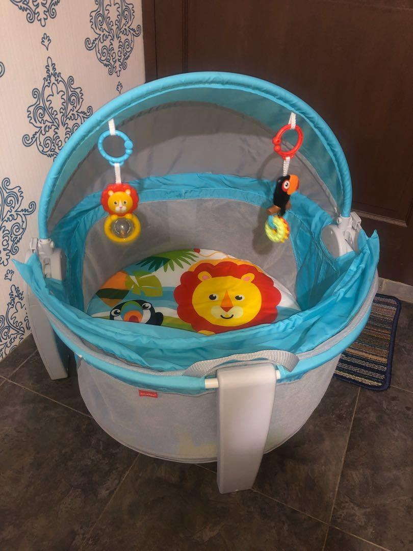 Fisher Price Baby on the go