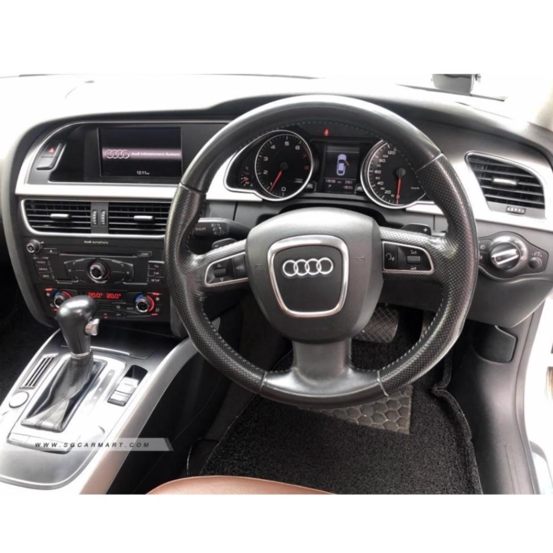 For Rent: Audi A5 Sportback 2.0 TFSI Quattro 4dr