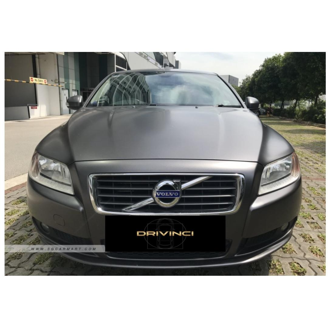 For Rent: Volvo S80 T5