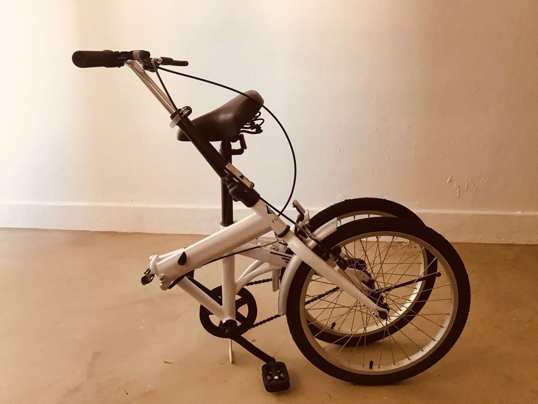 Futur Foldable Bicycle
