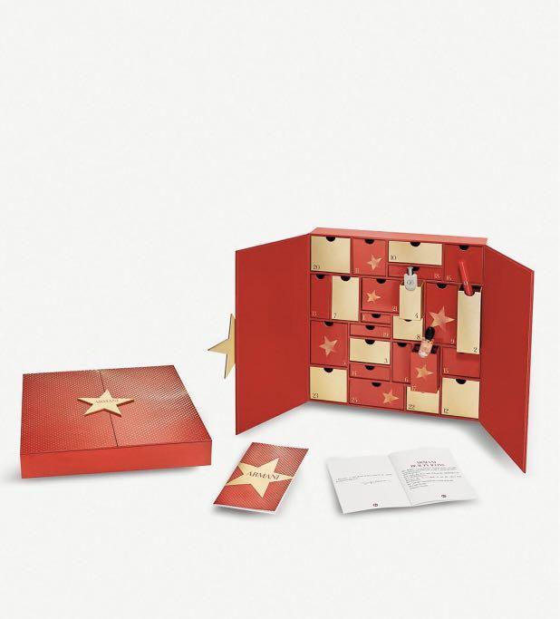 [OUT OF STOCK] Giorgio Armani 2019 Advent Calendar