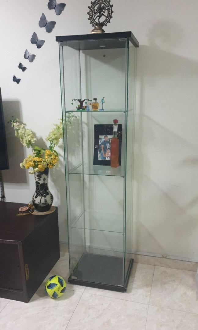 Glass Shelf - Home Decor