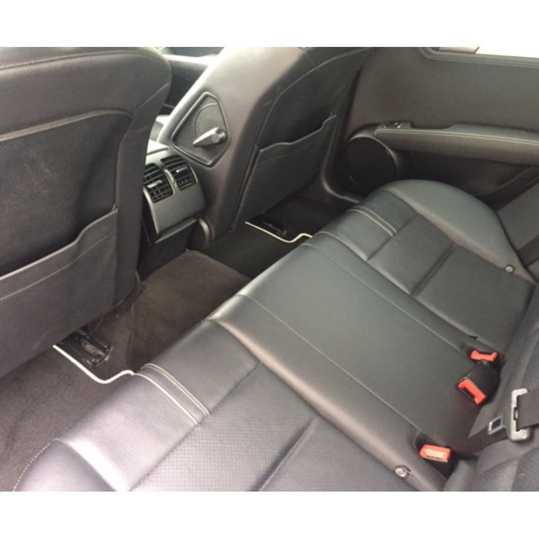 Grab Car / GoJek / Personal Usage - Mercedes Benz C180 7G-Tronic
