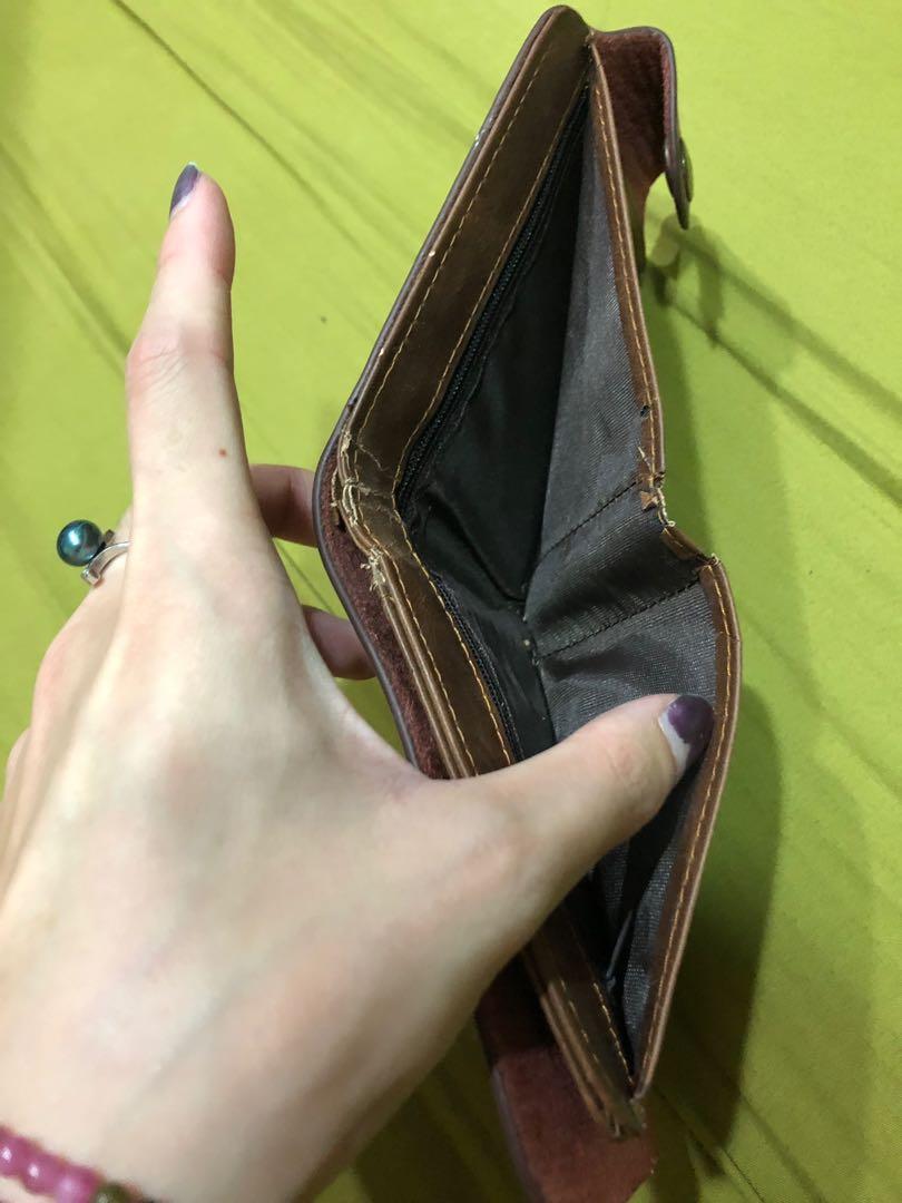 降價!Gucci皮夾 二手痕跡重 便宜賣