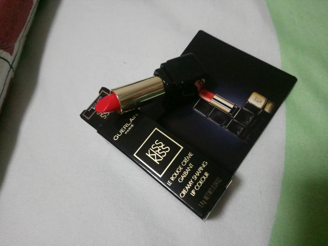 Guerlain Le Rouge Creme Lipstick