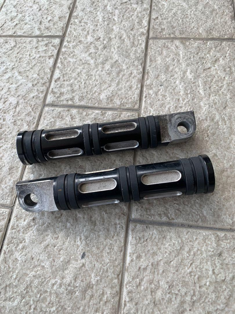 Harley Davidson Edge Cut Foot Pegs For Sale