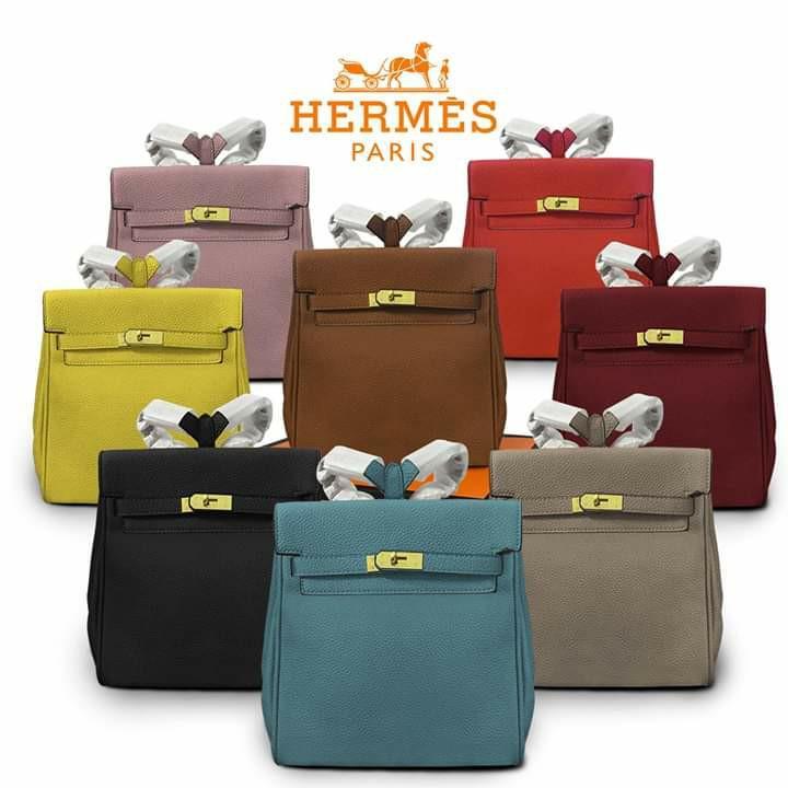 Hermes Bagpack