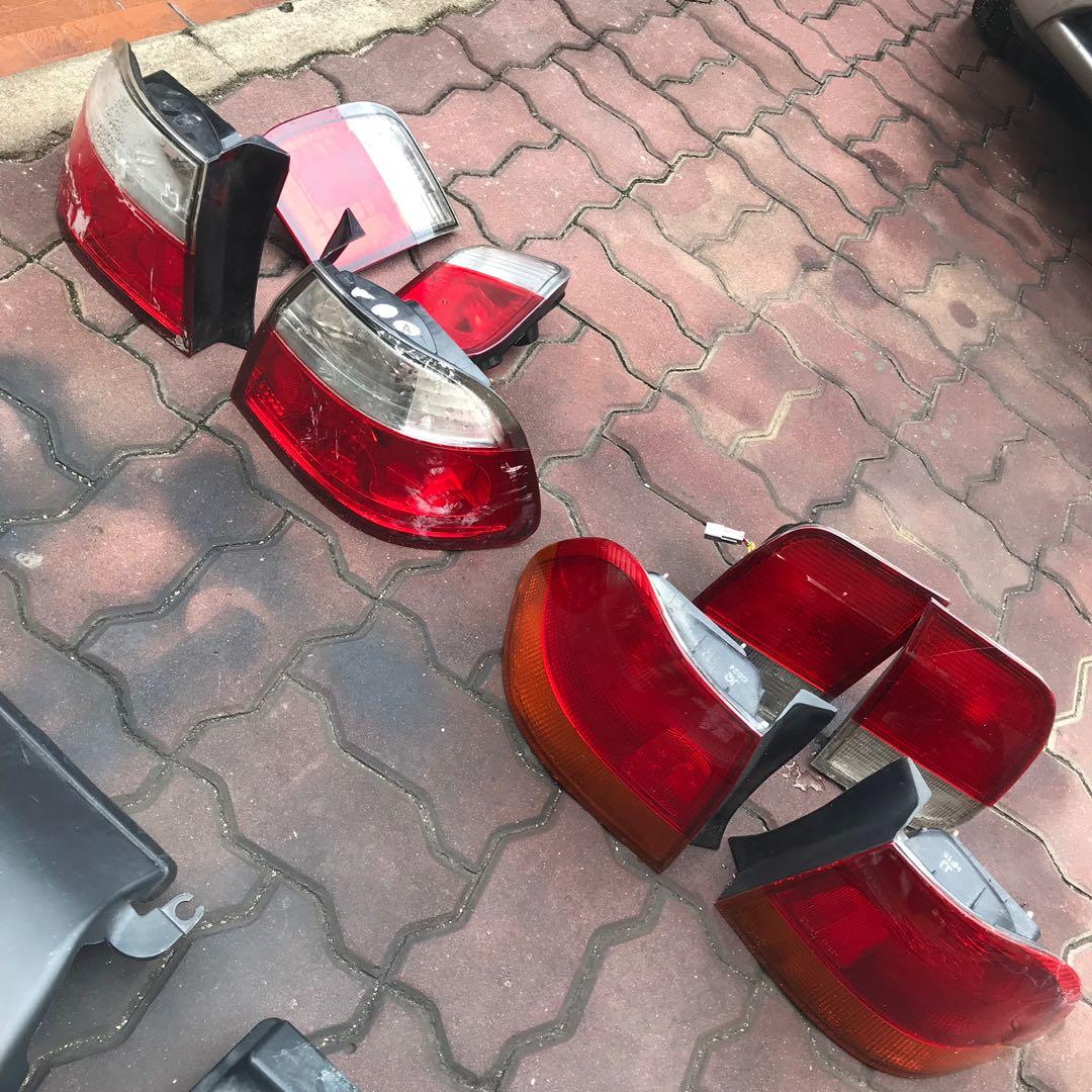 Honda civic EJ rear light