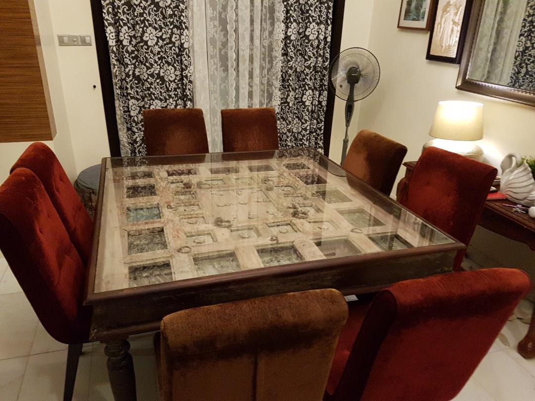 Indian antique Dining table