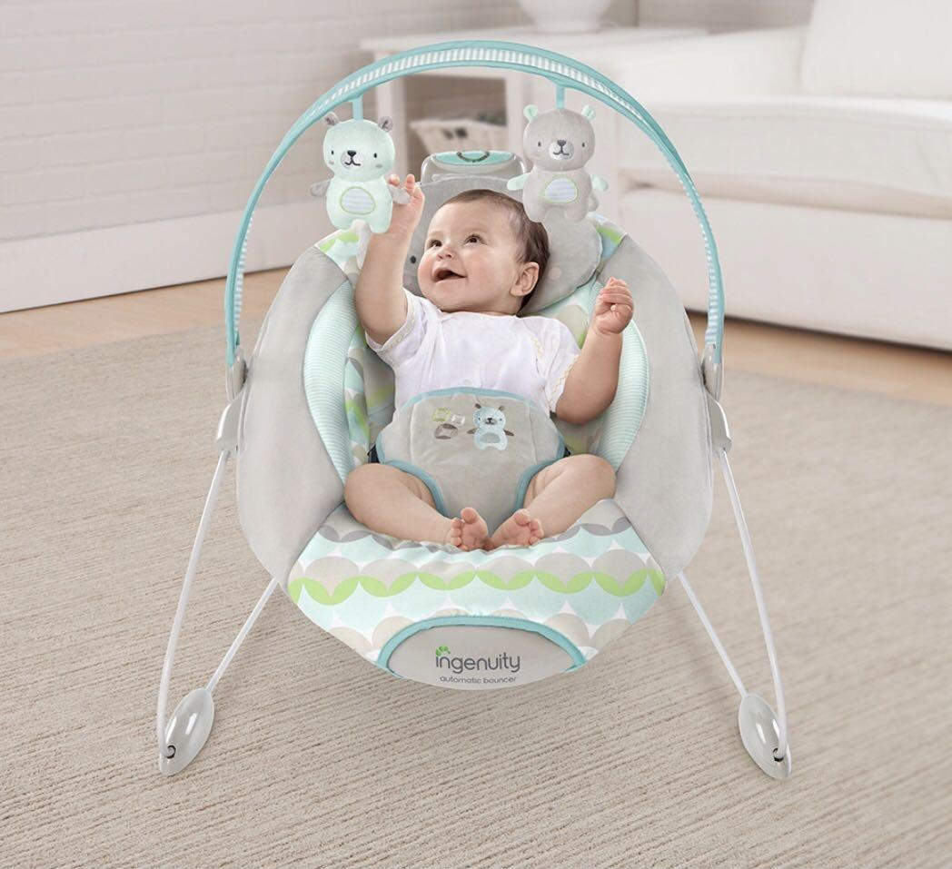 INGENUITY non-automatic baby bouncer