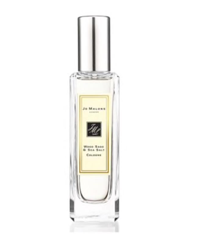 Jo Malone London Wood Sage & Sea Salt Cologne perfume RRP$99 30ml